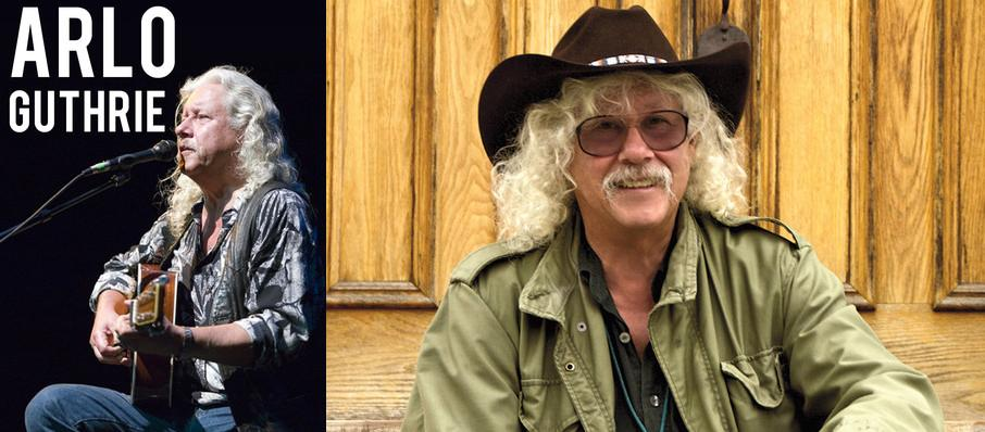 Arlo Guthrie at College Street Music Hall