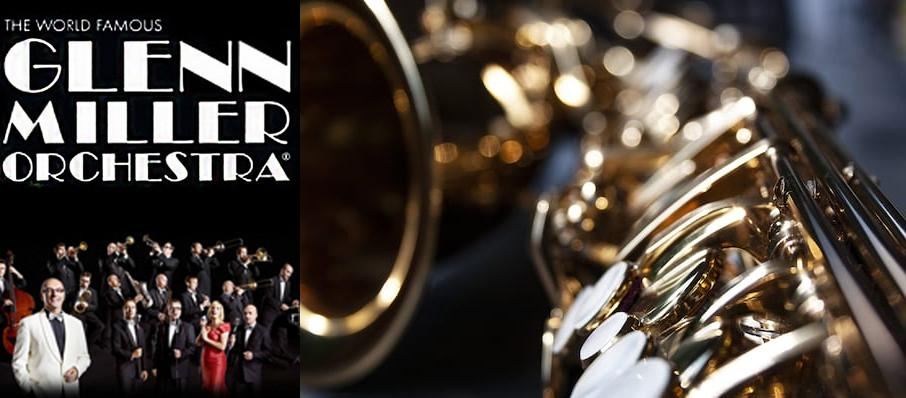 Glenn Miller Orchestra at Shubert Theater
