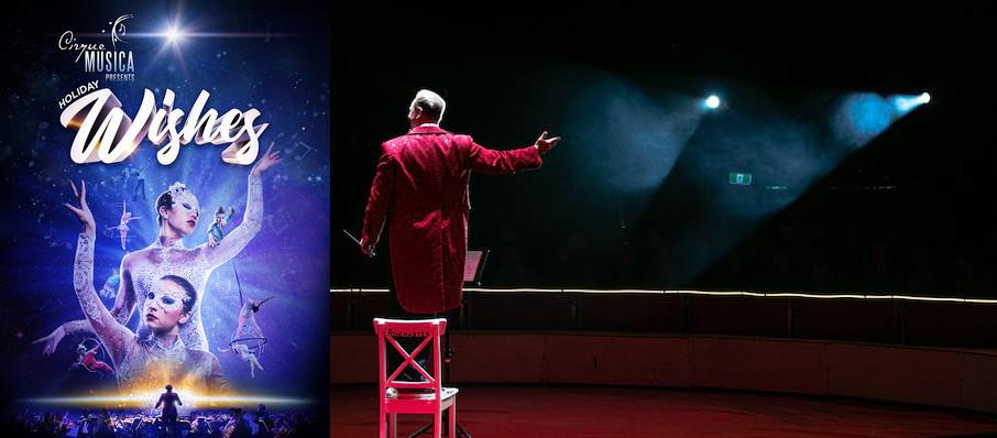 Cirque Musica at Webster Bank Arena