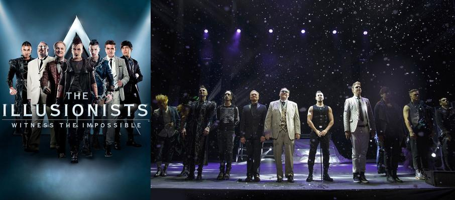 The Illusionists at Shubert Theater