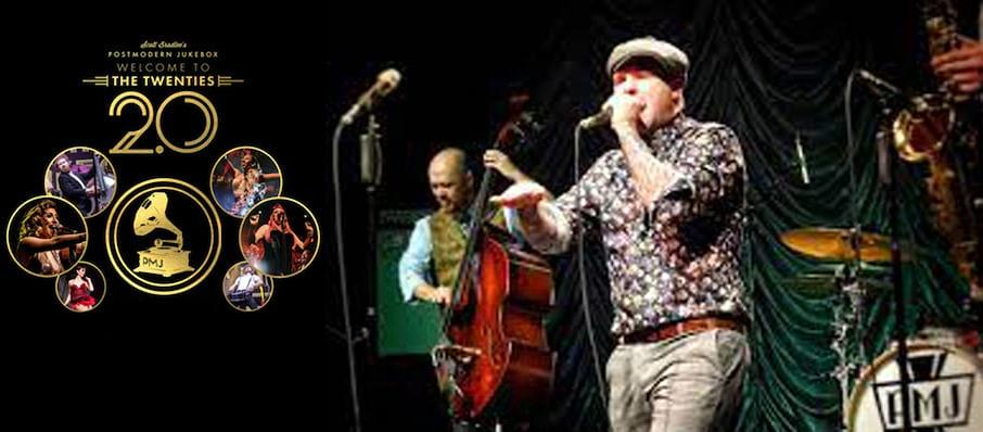 Postmodern Jukebox at College Street Music Hall