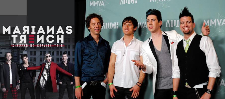 Marianas Trench at Toads Place