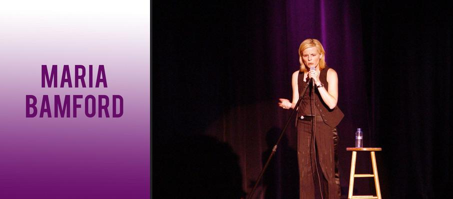 Maria Bamford at College Street Music Hall