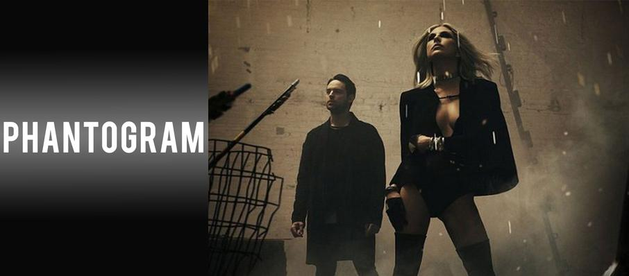 Phantogram at College Street Music Hall