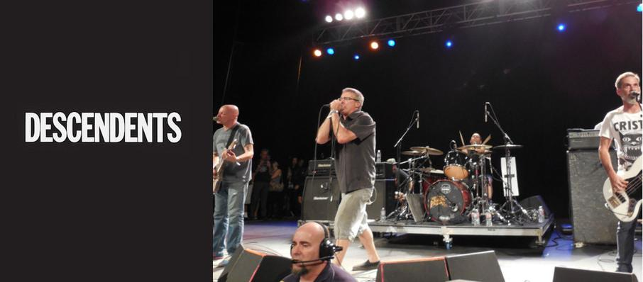 Descendents at Toads Place