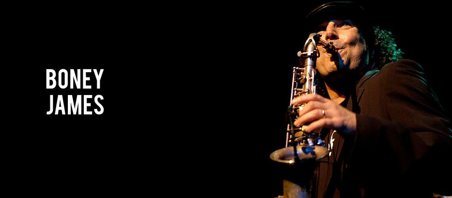 Boney James at John Lyman Center For The Performing Arts