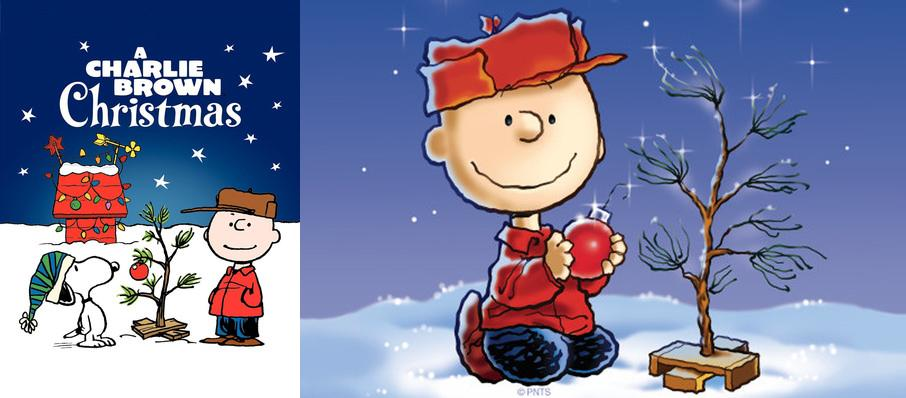 Charlie Brown Christmas at Shubert Theater