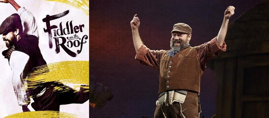 Fiddler on the Roof at Shubert Theater
