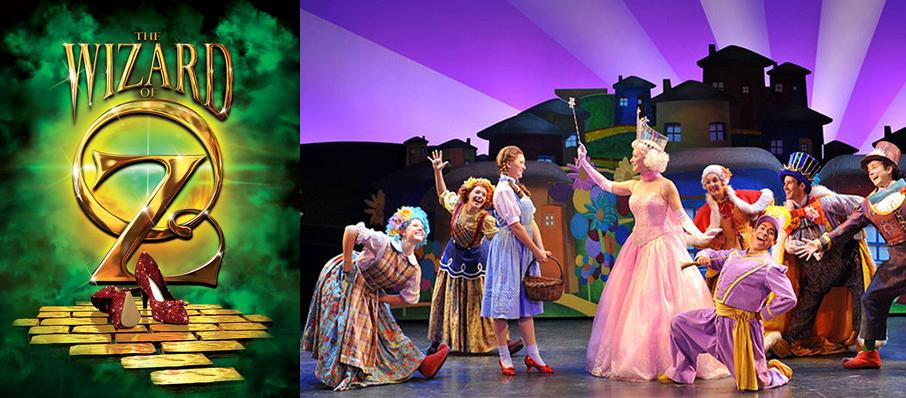 The Wizard of Oz at Shubert Theater