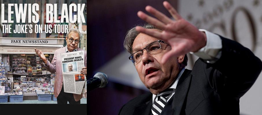 Lewis Black at Shubert Theater