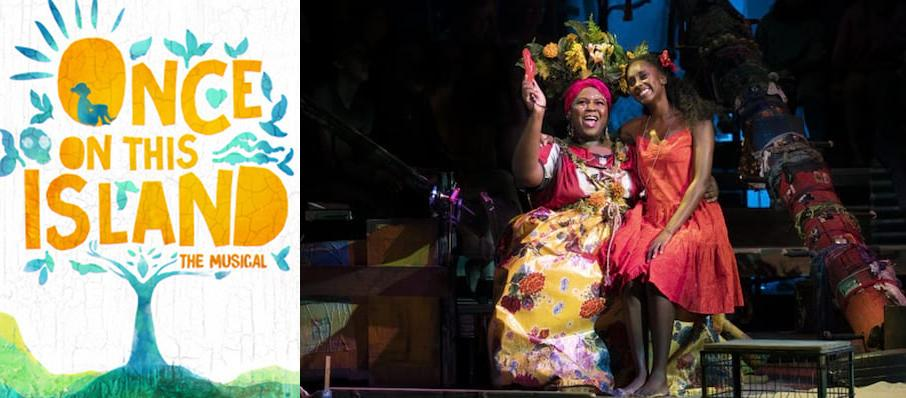 Once On This Island at Shubert Theater