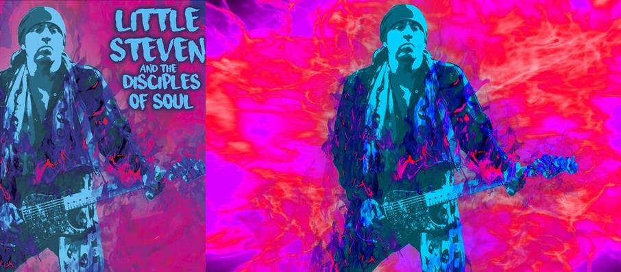 Little Steven and the Disciples of Soul at College Street Music Hall