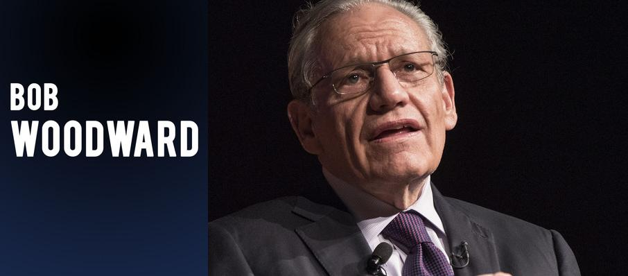 Bob Woodward at College Street Music Hall
