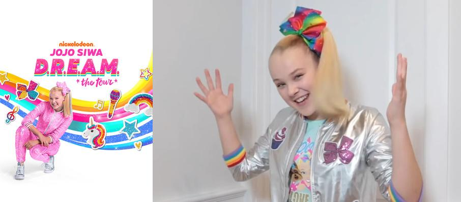 Jojo Siwa at Webster Bank Arena