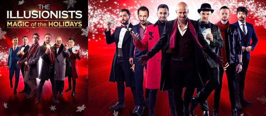 The Illusionists: Magic of the Holidays at Shubert Theater