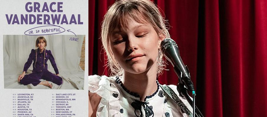 Grace Vanderwaal at College Street Music Hall