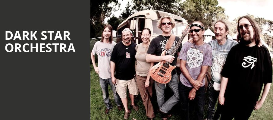 Dark Star Orchestra, College Street Music Hall, New Haven