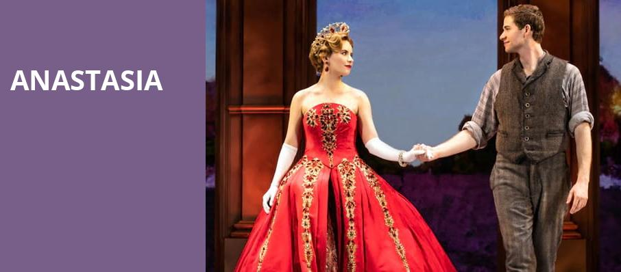 Anastasia, Shubert Theater, New Haven