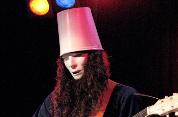 Dates announced for Buckethead