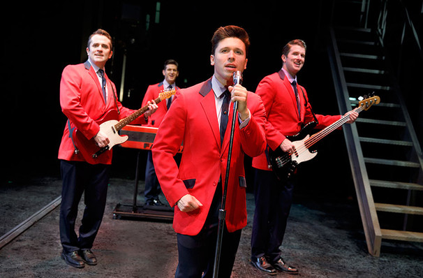 Jersey Boys, Shubert Theater, New Haven