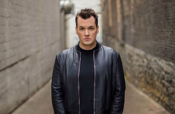 Jim Jefferies, College Street Music Hall, New Haven