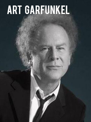 Art Garfunkel, Shubert Theater, New Haven
