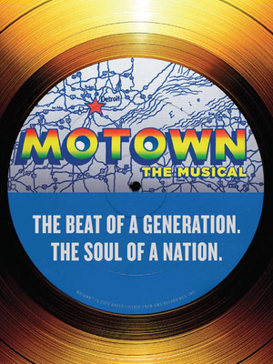 Motown The Musical, Shubert Theater, New Haven