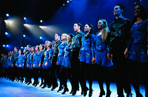Riverdance, Shubert Theater, New Haven